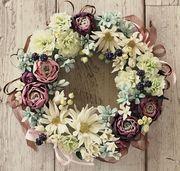 粘土で作るお花の教室 /ジュンコ・フローラ・スク