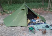 「やっぱりソロのもんじゃ」なキャンプ日記