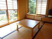 和室の書斎で、すっきり過ごす。
