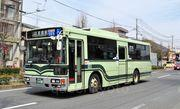 バス画像 京都から発信