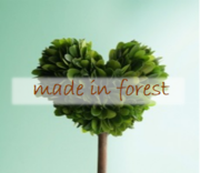 made in forestさんのプロフィール