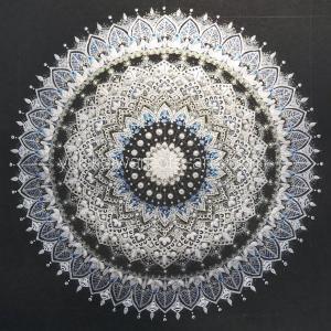 沖縄宮古島から幸運を呼ぶ曼荼羅アート