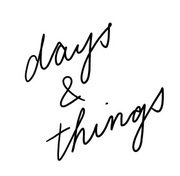days & things