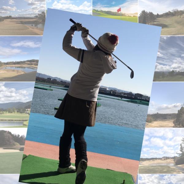 ☆ゴルフバカ☆りいなの日常