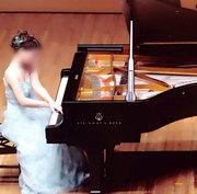 音と香りとピアノ