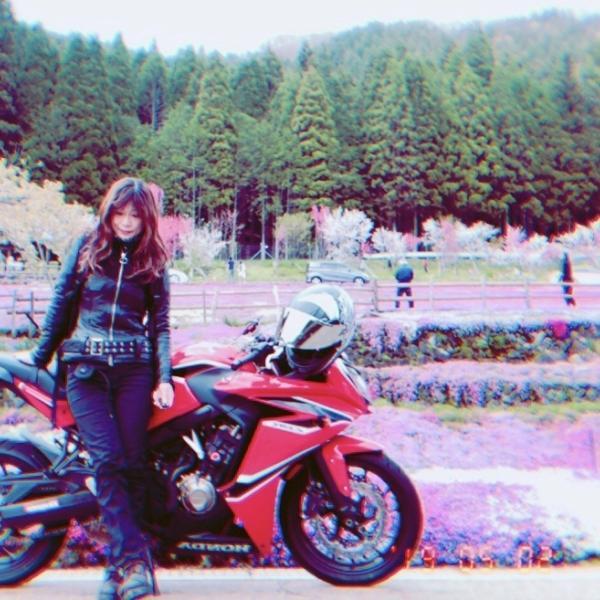 女性ライダー雨のち晴れブログ