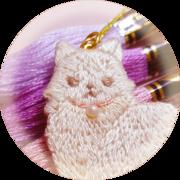 ✼┈加山アイコの刺繍の世界┈✼