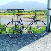 台北の自転車海苔
