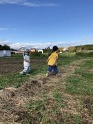 茉莉の田舎で子育て