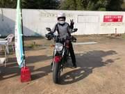 バイクに乗った豆タヌキのブログ