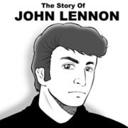 まんが/The Story Of JOHN LENNON