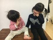 3歳と1歳の姉妹ママ、子育てと節約