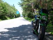 バイクでごーごー