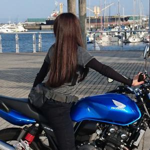 50代女性で自動二輪の免許を取りにいきます!