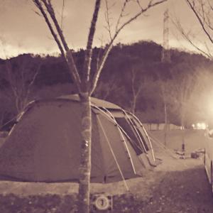 キャンプのおかげ