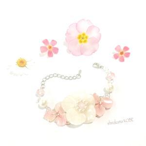 花でつくるナチュラルアクセサリー♡ shirokuma KOBE