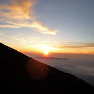 こどもと富士登山