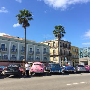 キューバ旅