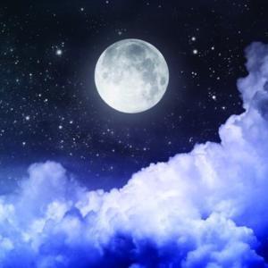 月の光 ~ポジティブ思考をめざして~