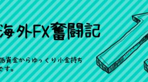 ワンダパパ・初心者の海外FX奮闘記