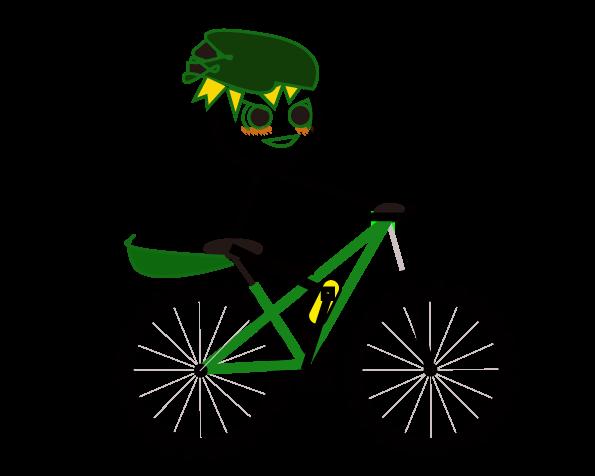 自転車×旅 時々筋トレ