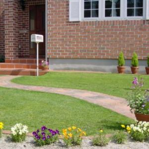 超手抜きの芝生管理法 mappy's garden blog