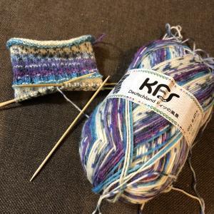 ロシアンブルーのコタのママの編み物&徒然日記