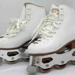 インラインフィギュアスケート研究