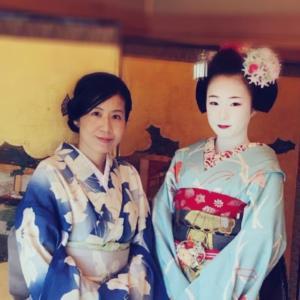 京都の舞妓の装飾品を作るアーティスト☆HANAE☆着物好き 日本文化と共に銀のかんざしを世界へ…