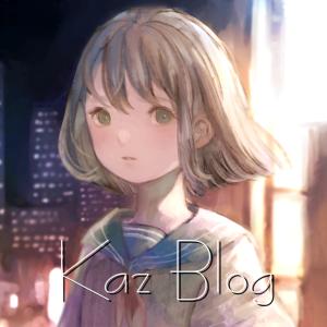 Kaz  Blog
