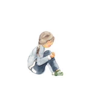 場面緘黙症