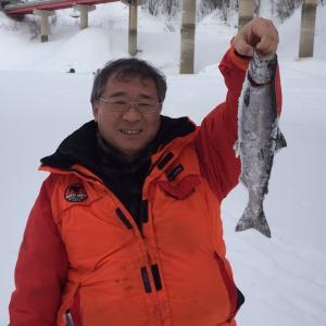 釣りは楽しい(北海道)