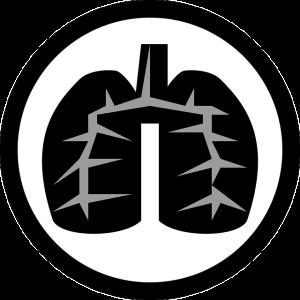 我が肺は2個である