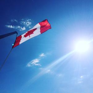 卒ICUナース in Canada
