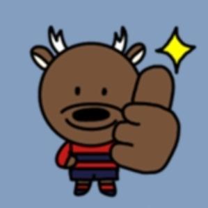 鹿好きサポーターのブログ