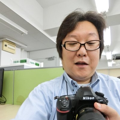 カメラ屋元公式中の人アオキのブログ