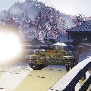 PS4版WoT ゴミ箱戦車道