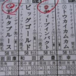 100円からのコロガシ競馬満喫日記