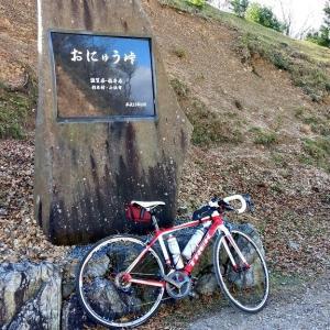 ロードバイクで遠く高くへ!