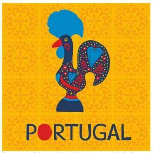 ポルトガル、こんにちは!