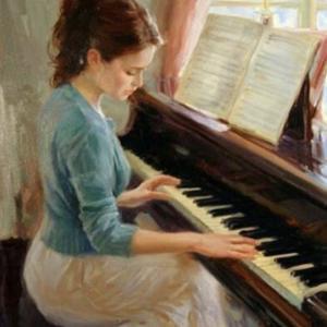 台所ピアニスト