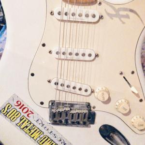 ギターとか音楽のあれこれ