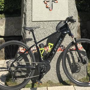 E-Bikeでサイクリング