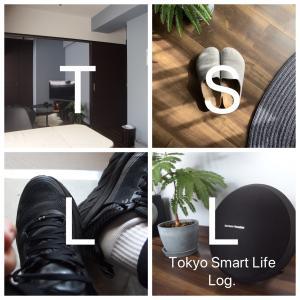TOKYO SMART LIFE LOG.