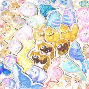 いきもの刺繍家 moha._.moha の手刺繍ブログ