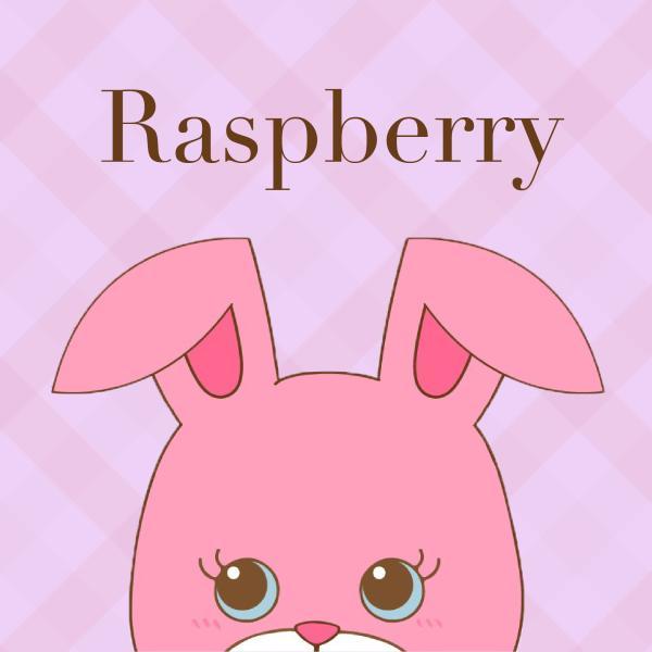 Raspberryさんのプロフィール