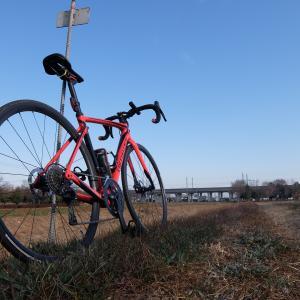 ロードバイクで林道を往く!