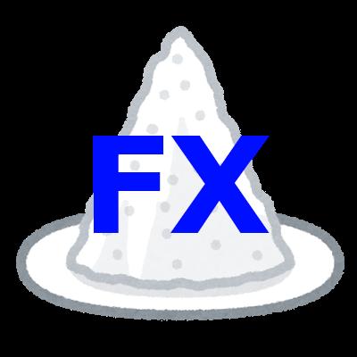 FXの塩漬けさんのプロフィール