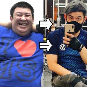 ビュッフェダイエッター~2年で50kg減量した男~