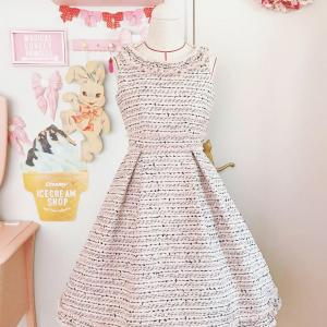 元•少女趣味の服作り